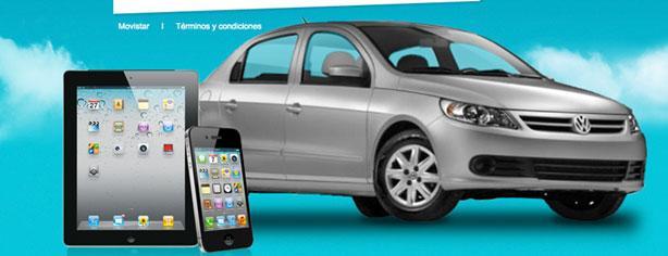 Promoción Movistar – Consulta tu saldo y gana hasta un auto