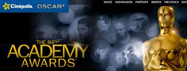 Trivia Oscar 2012 de Cinépolis
