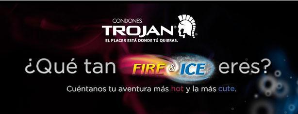 ¿Qué tan Fire & Ice eres? Gana con Trojan