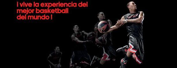 Adidas y Liverpool te llevan a un juego de basketball en Chicago