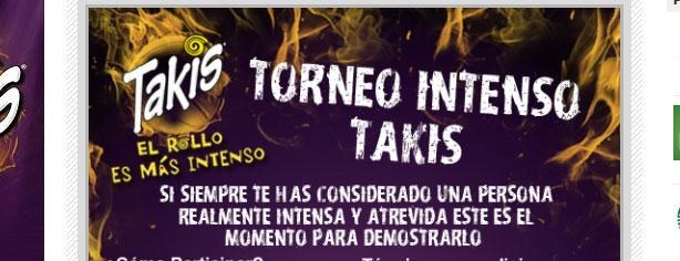 Torneo Intenso Takis