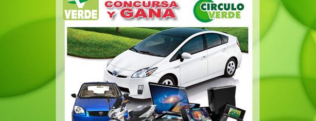 Concurso Círculo Verde: manda tu propuesta y gana autos, motos y gadgets