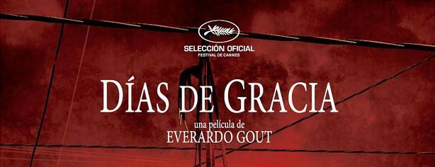 Gana un póster de la película Días de Gracia con Cinepremiere