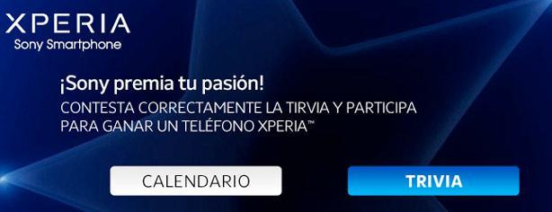 Trivia de la UEFA Champions League: gana celulares Sony Xperia