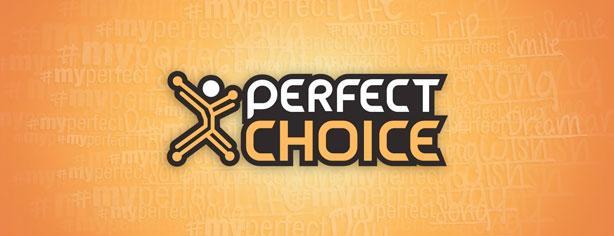 Gana un kit de Perfect Choice por el día del internet