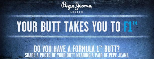 Gana unos Pepe Jeans firmados por Vettel y Webber de la F1