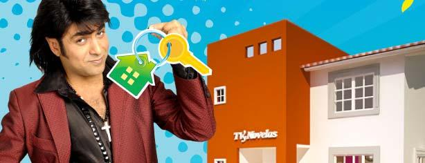 TVyNovelas te regala una casa Geo y una camioneta de telenovela