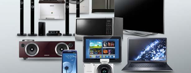 Concurso llena tu casa de Samsung: gana un increíble kit de premios Samsung