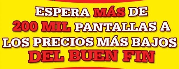 Bodega Aurrera – Promociones El Buen Fin 2012