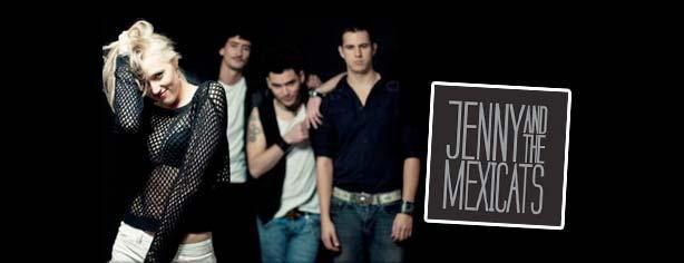Gana una guitarra autografiada por Jenny and the Mexicats con Mixup