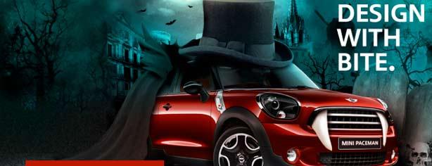 Comparte tu mejor foto de Halloween y gana fundas con MINI México