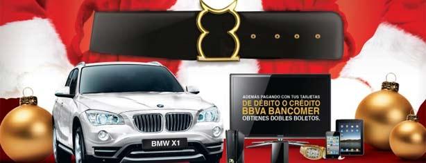 Sorteo Navideño Sanborns: gana BMW X1 y cientos de premios más