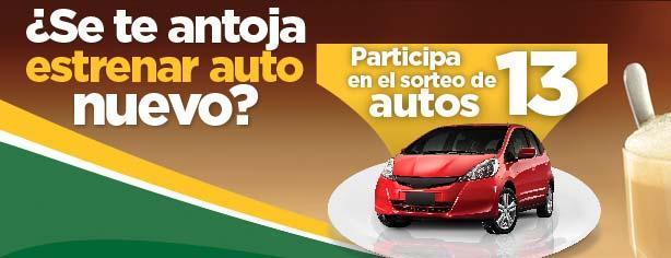 Sorteo Los Bisquets Bisquets Obregón, gana uno de los 13 autos Honda Fit 2013