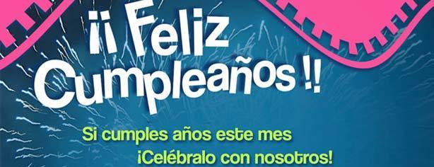 Promocion Cumpleaneros En La Feria De Chapultepec Recibe Pasaporte