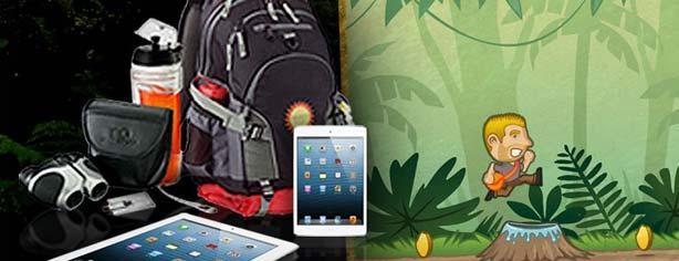 Concurso Oro Salvaje de Discovery Channel, gana viaje para buscar oro, iPads y más