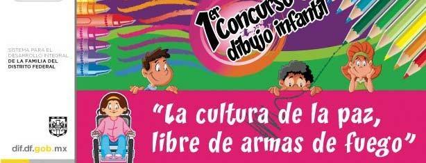Primer concurso de dibujo infantil del DIF del DF, gana computadoras, iPads y más
