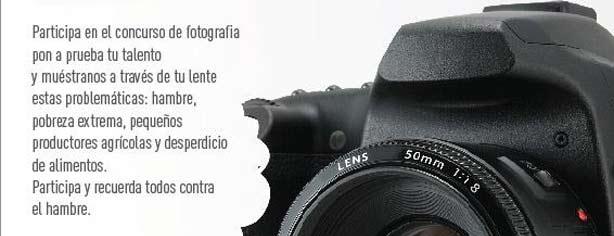 Concurso de fotografía México Sin Hambre: gana una de las 10 tablets