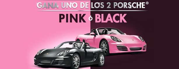 Promoción Magnum Pink & Black Gana uno de los 2 Porsches: acumula y registra códigos