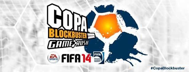 Copa Blockbuster Gamerush FIFA14: gana auto VW Gol 2014, Xbox One y más