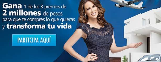 Promoción P&G Transforma tu Vida: compra, registra y gana 2 millones de pesos