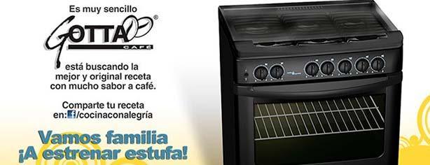 Concurso Cocina con Alegría, gana estufa Acros, cafetera y paquete Tupperware