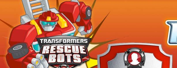 Concurso Transformers Rescue Bots de Discovery Kids, gana paquetes de juguetes