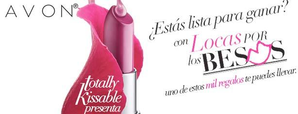 Promoción Avon Locas por los Besos, gana auto, viajes a París y más en avonlocasporlosbesos.com
