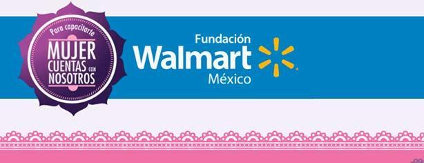 Mujer Cuentas con Nosotros de Fundación Walmart: gana una de las 25,000 becas y cursos
