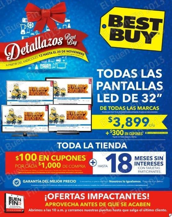 Best buy ofertas y promociones el buen fin 2013 el for Ofertas recamaras buen fin
