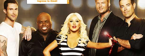 """Concurso Sony Entertainment Television y """"The Voice"""": gana viaje a la final en Los Ángeles"""