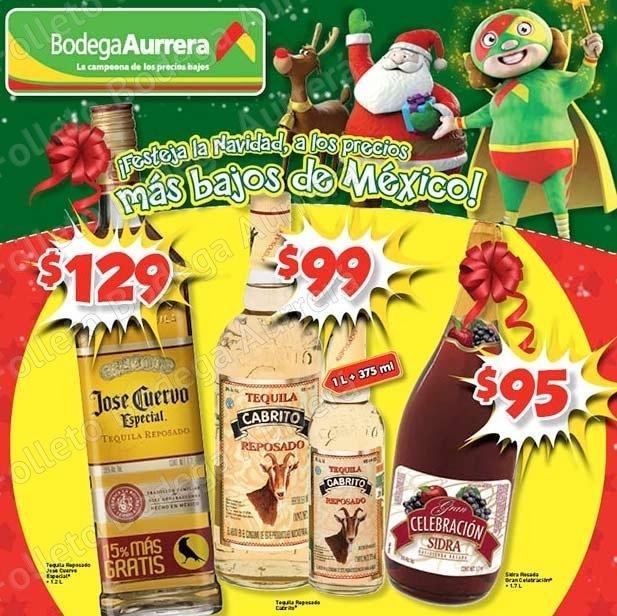 Folleto de ofertas Bodega Aurrerá 17 de diciembre