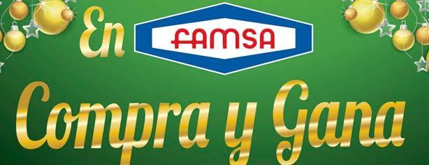 Sorteo Famsa Compra y Gana, participa por autos Aveo 2014 y premios de $10,000
