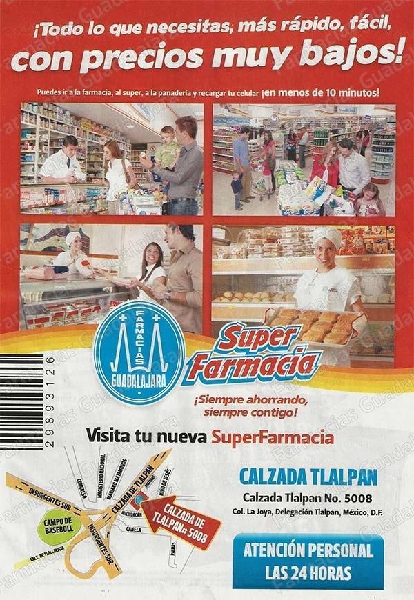 77524811d Catálogo de ofertas Farmacias Guadalajara vigente hasta el 15 de enero de  2014