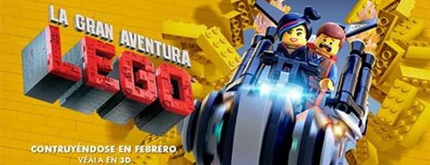 """Boletos gratis para """"Lego la Película"""" con Warner Bros. y Juegos.com"""