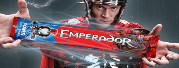 Promoción Emperador Tecno Power, registra tu código en emperador.com.mx y gana