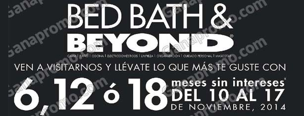 Bed Bath Amp Beyond Promociones El Buen Fin 2014