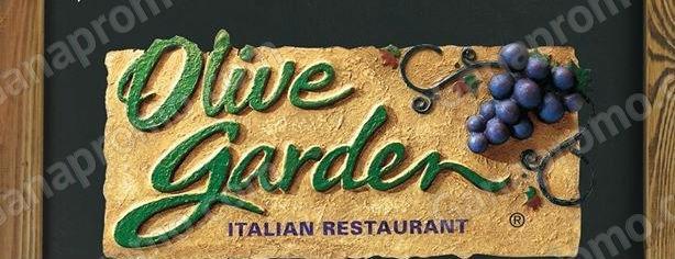 Olive Garden – Promociones El Buen Fin 2014