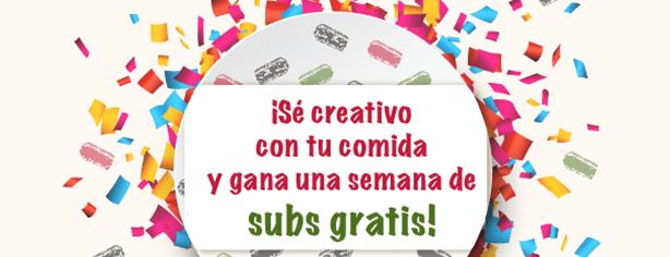 Promoción Quiznos Día del Niño: gana una semana de subs gratis