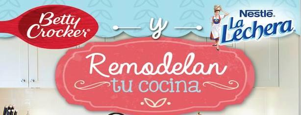 Betty Crocker La Lechera Remodelan tu Cocina: compra, registra y ...