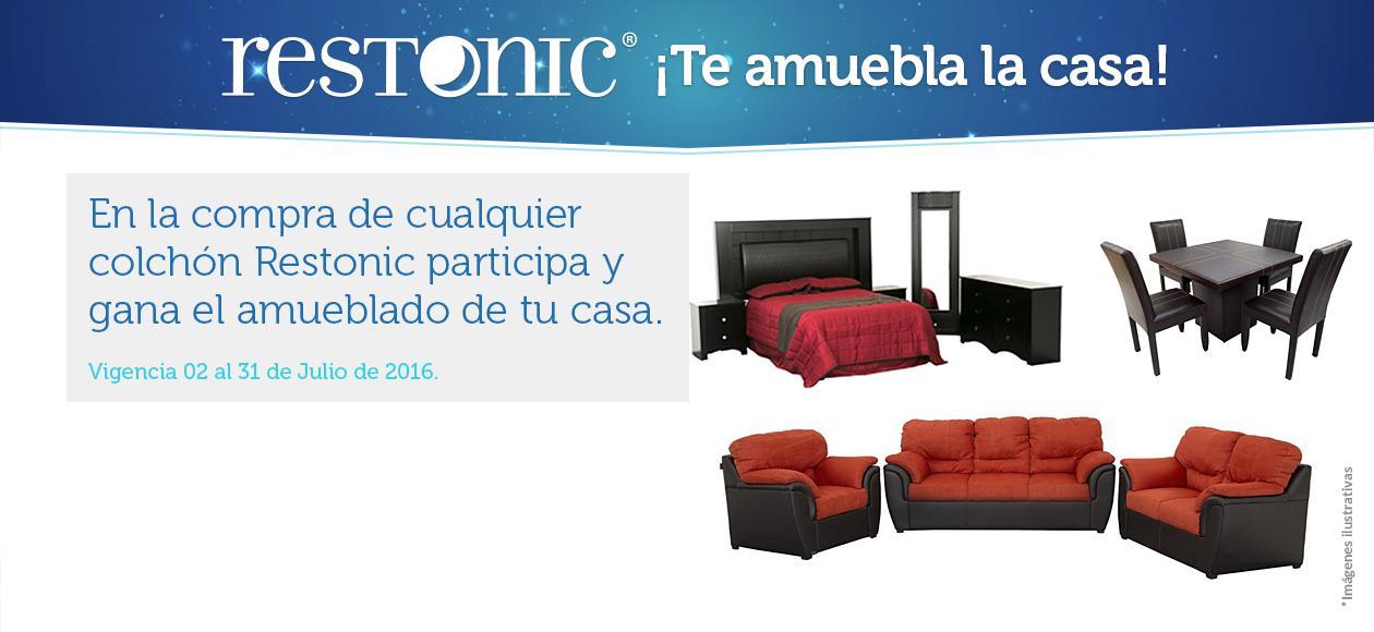 Promoci n coppel restonic gana la remodelaci n de muebles - Amuebla tu casa por 1000 euros ...