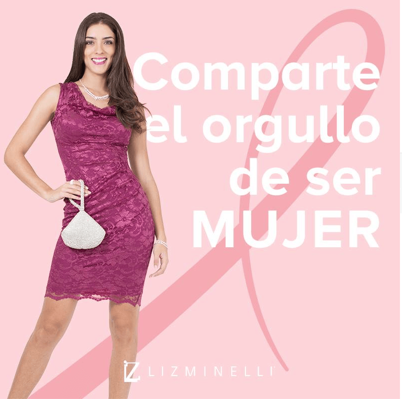 Participa Con Liz Minelli Y Gana Un Increíble Vestido