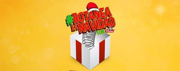Promoción Sabritas Botanea la Navidad: registra los códigos en botanealanavidad.com y gana producto gratis, dinero al instante y descuentos en Subway