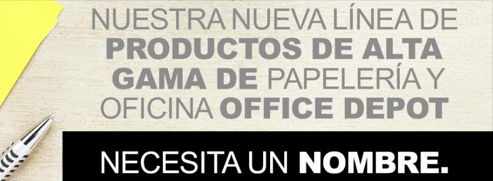Participa con Office Depot de México y gana un iPad Pro WiFi Gold 32gb