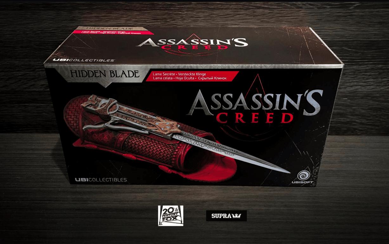 Concurso Assassins Creed Supra: Gana el arma oculta de Assassins Creed