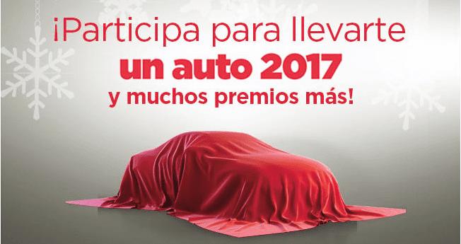 Gana com Banorte un increíble automóvil 2017
