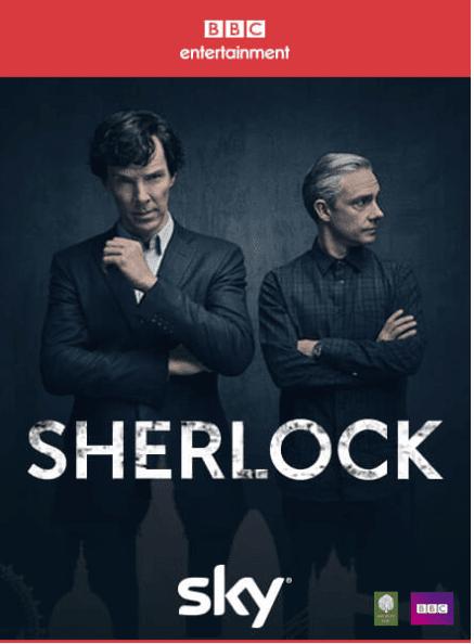 Concurso Sherlock, Sky y BBC: Gana un viaje todo pagado a Londres, Inglaterra