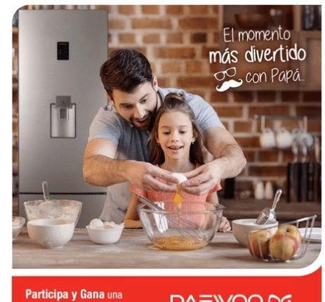 Concurso Daewoo del Día del Padre: Gana una cena y cata de vinos