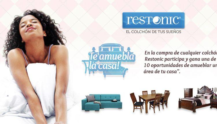 Promoción Coppel Restonic Te Amuebla la Casa 2017: Gana una de las 10 remodelaciones