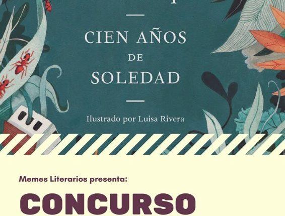 Concurso Memes Literarios: Gana una edición especial de Cien Años de Soledad
