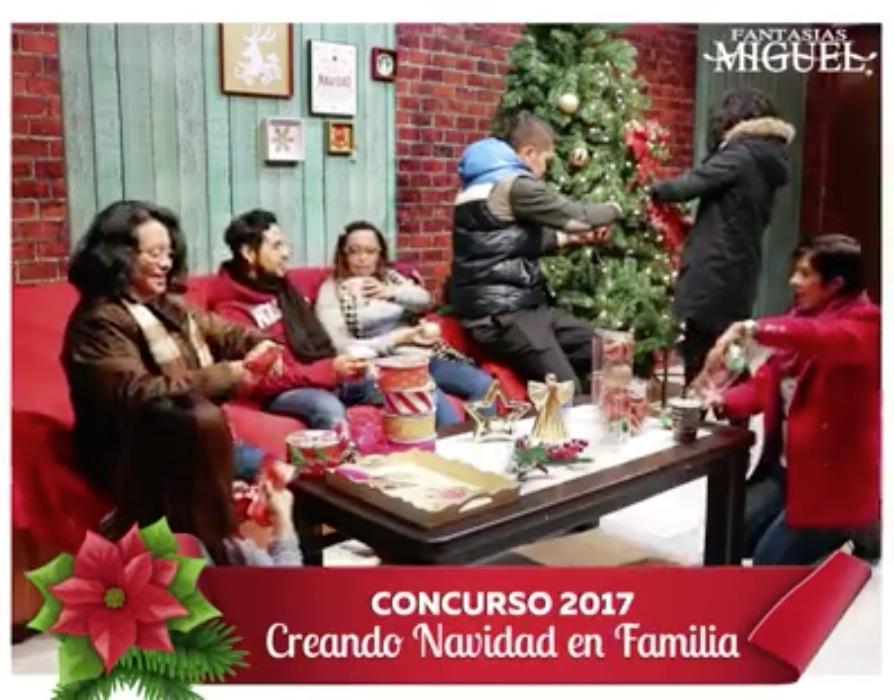 Concurso de navidad fantas as miguel gana art culos for Articulos de decoracion para navidad